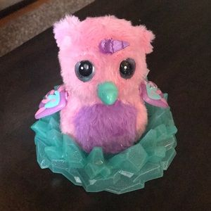 Hatchimal — works great, barely played with